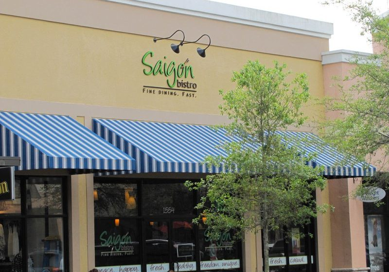 Saigon Bistro, Lakeland, FL